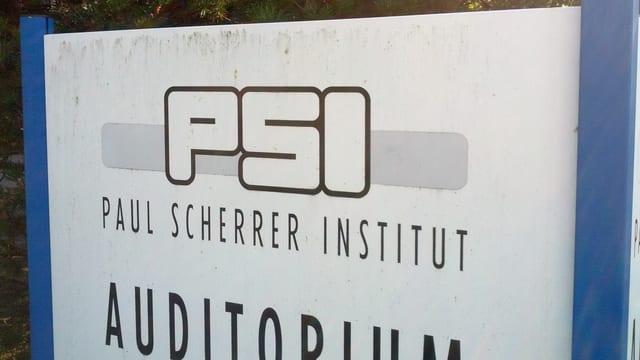 Schild PSI