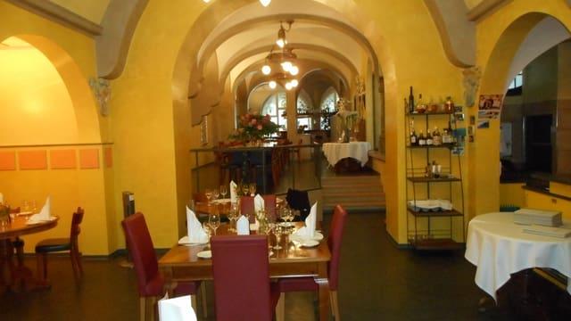 Video «Restaurant Mariaberg in Rorschach» abspielen