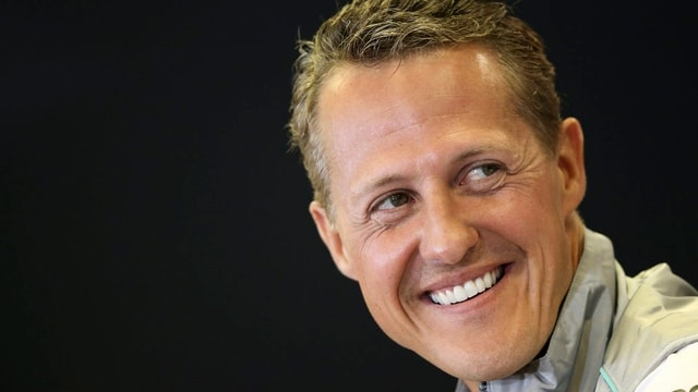 Michael Schumacher, August 2012