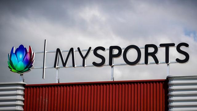 MySports-Gebäude