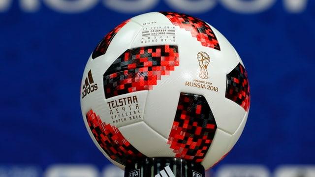 Kopie eines alten WM-Balls
