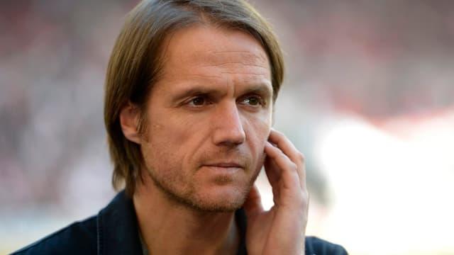 Thomas Schneider wurde in Stuttgart entlassen.