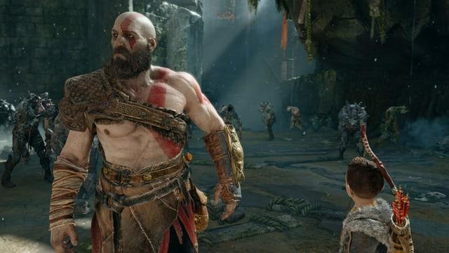 Kratos!