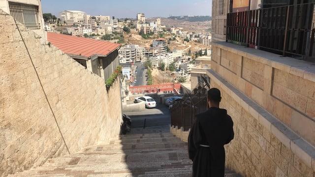 Aussicht in Bethlehem