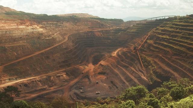 Mine von Glencore.