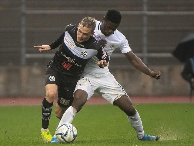 Keine Tore bei Lugano - FCZ - Ein Unentschieden, das keinem weiterhilft