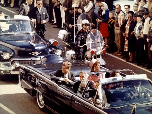 Wagen von Kennedy