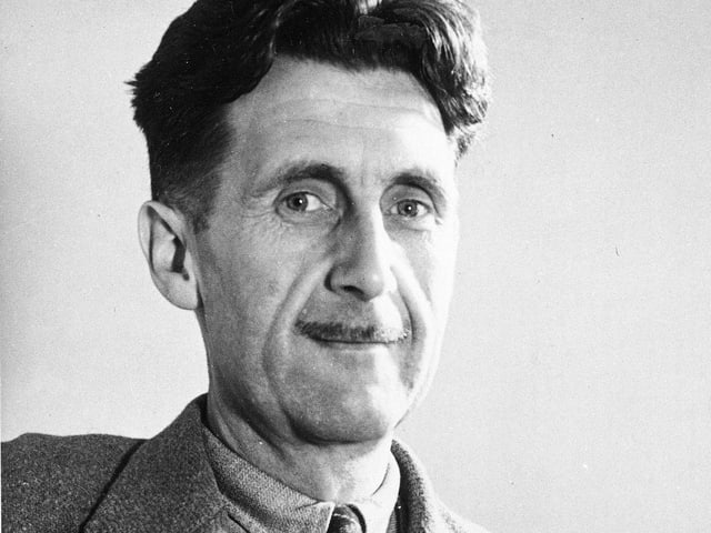 Portrait Orwell