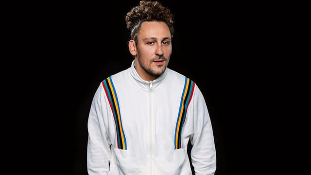 Pablo Vögtli, neuer SRF 3-Moderator.