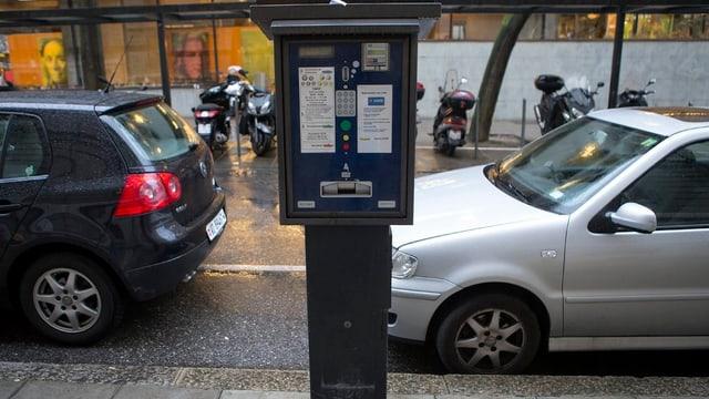 Schon bald werden auch bei allen Parkplätzen in Zofingen Parkuhren stehen.