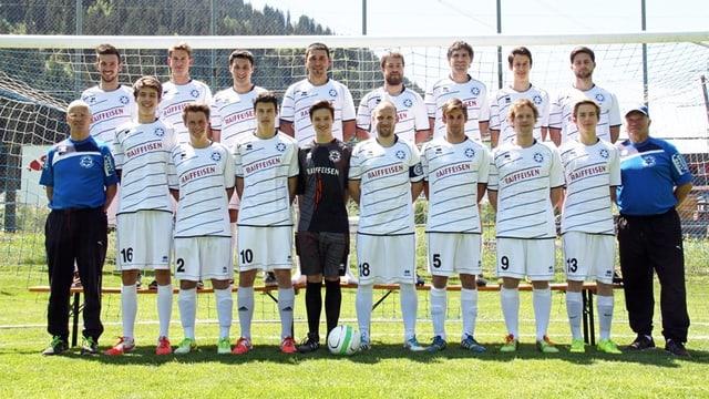Foto d'equipa US Danis/Tavanasa
