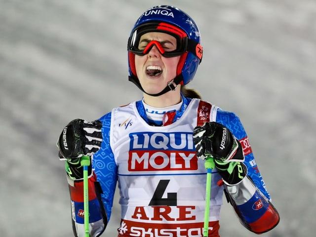 Petra Vlhova.