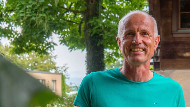 Stefan Nänni, Gartenexperte Grüngold GmbH