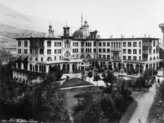 Hotel Waldhaus in Vulpera