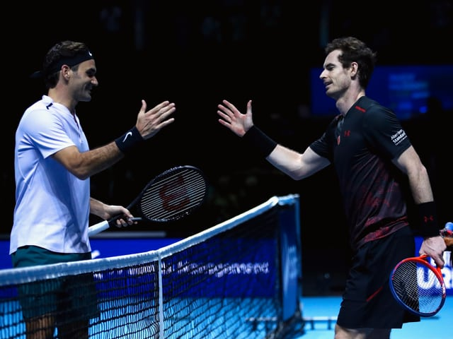 Am ATP Cup 2020 «down under» - Frühes Rendezvous für Federer mit Murray