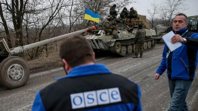 Collavuraturs OSCE