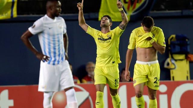 Davon in gugader dal FCZ, davos festivescha Villarreal.