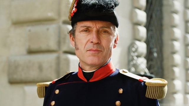 Michael Voita als Guillaume-Henri Dufour.