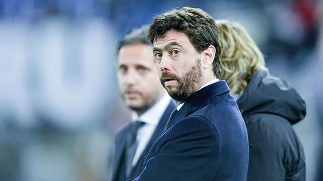 Juventus-Präsident Andrea Agnelli