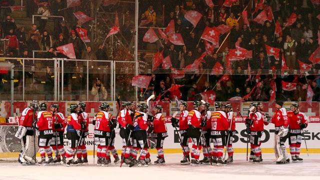 Eishockey Männer.