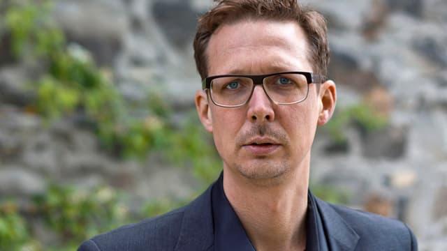 Portrait von Michael Hermann