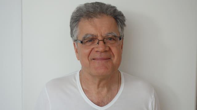 Guido Luzio, il president dal Lions Club da Savognin.