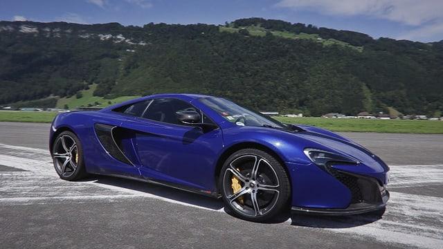 Video «McLaren 650s, auf Raserjagd, Seifenkisten & Anita Buri» abspielen