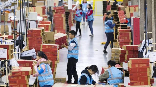Junge Chinesen erwarten vom Leben mehr als Schuften