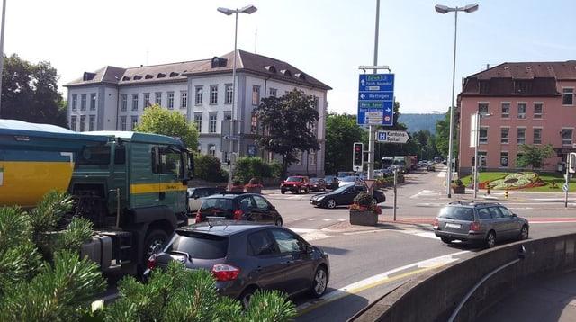 Nach dem Nein zum Baldeggtunnel braucht es neue Lösungen für die Verkehrsentlastung der Regionen Baden und Brugg.
