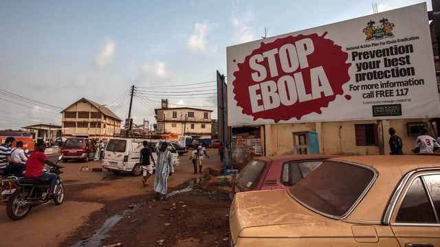 L'Africa dal Vest è puspè libra d'ebola.