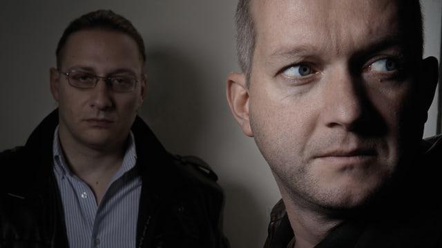 Simon Enzler und die «undercover Beichte»
