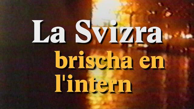 Laschar ir video «La punt da Lucerna brischa - oz avant 25 onns»