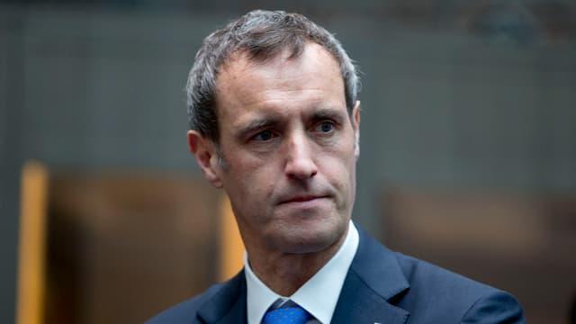 Rob Wainwright, il directur da Europol