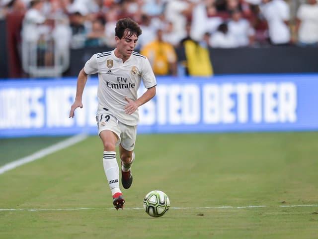 Alvaro Odriozola (Real Madrid)