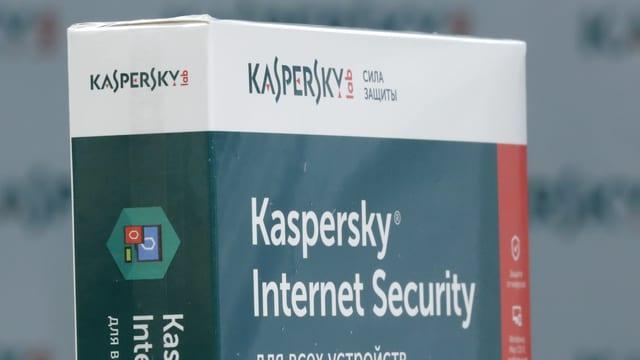 Virenschutzprogramm von Kaspersky