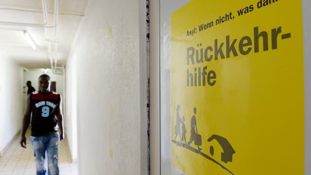 Seit Anfang Jahr testet das Bundesamt für Migration in Zürich beschleunigte Asylverfahren.