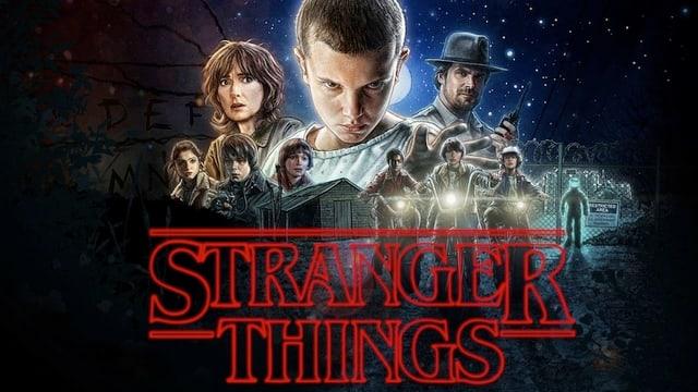 In «Stranger Things» sucht eine Mutter nach ihrem entführten Sohn.