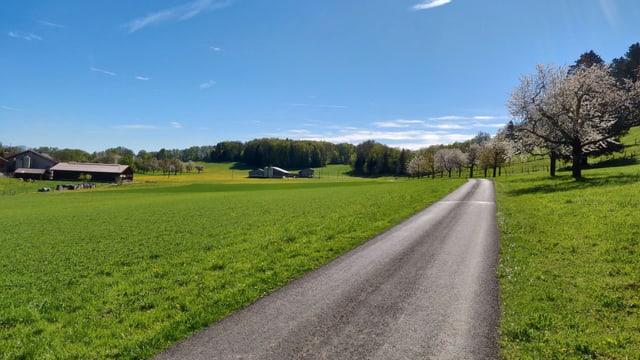 Himmelried - ein typisches Schwarzbubendorf