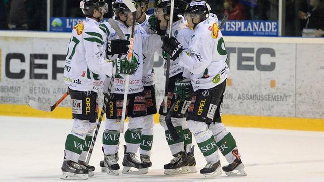 Eishockeyspieler EHC Olten