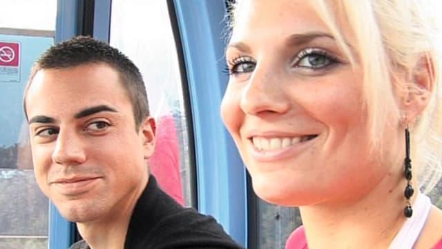 Diego Benaglio und seine Frau Nadin
