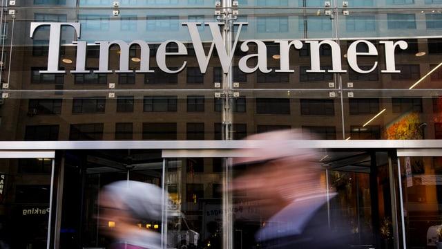 Time Warner Gebäude.