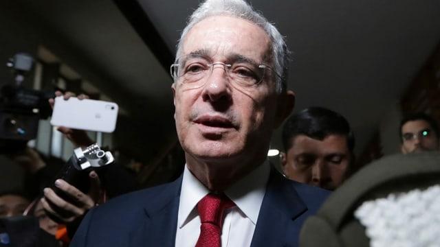 Auch Uribe-Anhänger sind unzufrieden