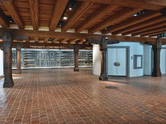 Museum Altes Zeughaus Solothurn Innenansicht