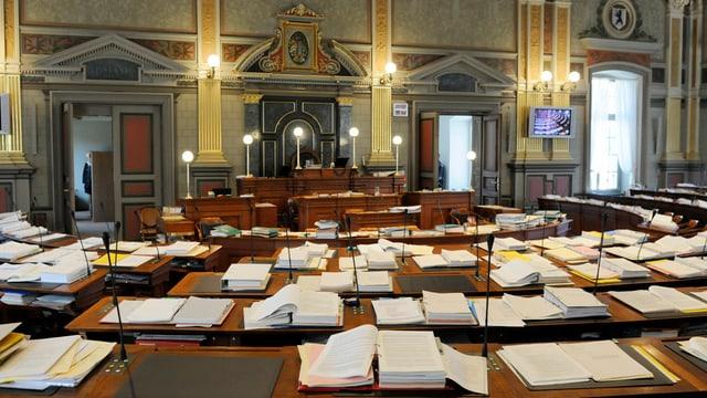 Kantonsratssaal St. Gallen