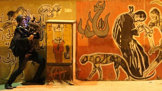 Video «Art War – Ägyptens Künstler und die Revolution (Kinoversion)» abspielen