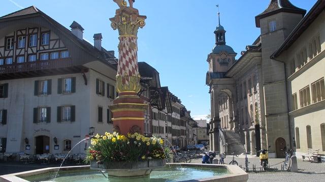 Thutplatz in Zofingen