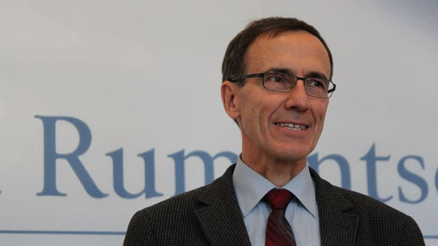 Duri Bezzola, president da la Lia Rumantscha