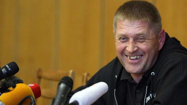 Bürgermeister Ponomarjow