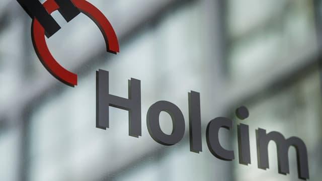 Il logo dal concern Holcim.