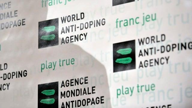 WADA logo.